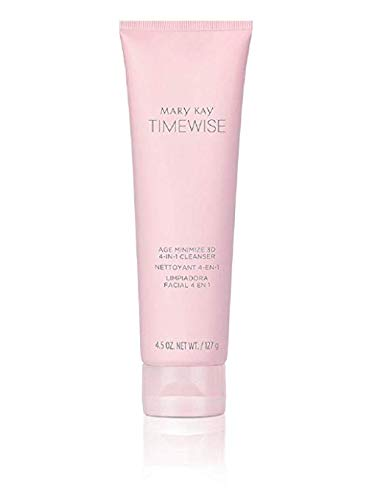 - Mary Kay Timewise Age Minimize 3D 4-In-1 Cleanser, Combination/Oily