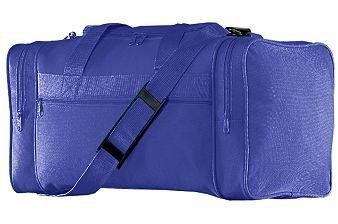 Augusta Sportswear Gear Bag - 600D Poly Small Gear Bag - Purple