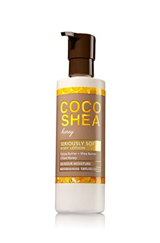 Bath & Body Works Coco Shea HONEY Soft Body Lotion 24 hour M