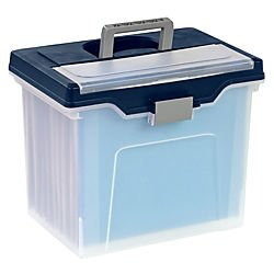 office-depot-large-mobile-file-box-letter-size-11-5-8inh-x-13-3-6inw-x-10ind-clear-blue-110988