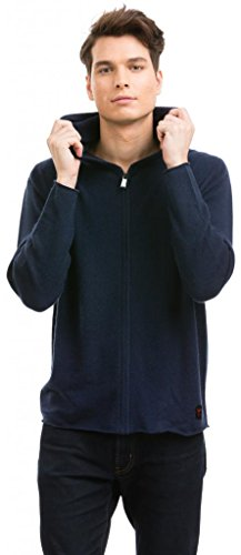 Cashmere Hoodie, Men - 100% Cashmere - Citizen Cashmere (Navy M) 42 102-03-02 by Citizen Cashmere