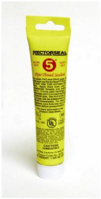 rectorseal-25790-1-3-4-ounce-tube-no5-pipe-thread-sealant