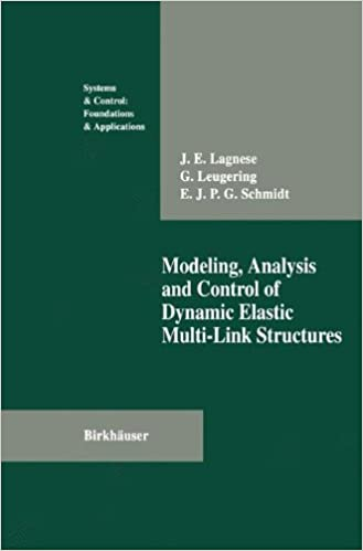 Download pdf books free Modeling, Analysis and Control of Dynamic Elastic Multi-Link Structures (Systems & Control: Foundations & Applications) (French Edition) PDF CHM