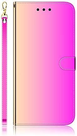 Docrax iPhone 7 Plus/iPhone 8 Plus ケース 手帳型 スタンド機能 財布型 カードポケット マグネット アイフォン7Plus / 8Plus 手帳型ケース レザーケース カバー - DOTXI170028#3