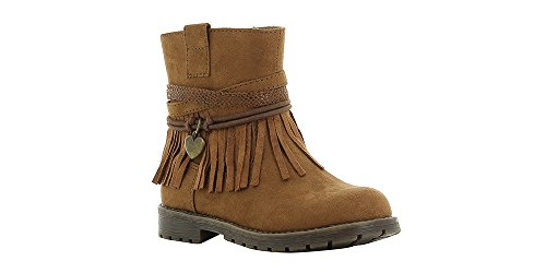 Sprox Dakota Western Style Girls Boot | Childrens Mid-Rise Cowgirl Boots | Western Style Boots