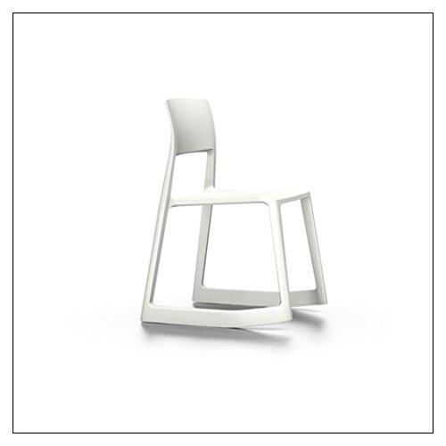 Vitra Tip Ton Forward-Tilting, Stackable Chair, Color = ()