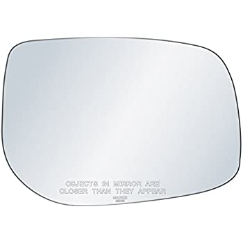 Mirrex 82520H Fits Passenger Right Side Replacement for Lexus HS250H IS250 IS350 IS F Mirror Glass Heated 2009 2010 2011 2012 2013 2014 2015