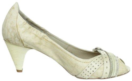 mujer GU203 vestir CAFèNOIR de para de GU203 Zapatos Beige cuero Raww5q8x