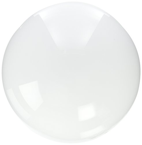 WESTINGHOUSE LIGHTING CORP 85571 8' GLS WHT Ball Globe,