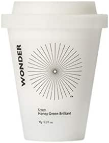 Haruharu WONDER Honey Green Brilliant Cream 90g (3.2 fl.oz.) Brightening & Skin Glowing