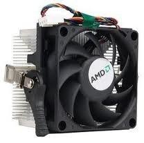 AMD Socket AM2 Aluminum Heat Sink & 2.75