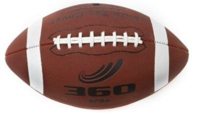 360 Athletics 360 League Composite Football, Size 6 by 360 Athletics