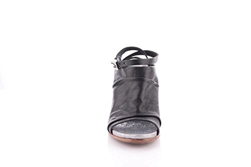 A.S. 98 Women's Fashion Sandals Black ZlfyDLKBu