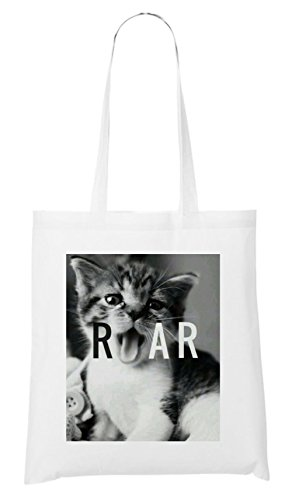 Roar Pussycat Bag White wOKzCFJ7r