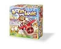Looping Louie - Brettspiel Loopin Louie für 2 bis 4 Spieler