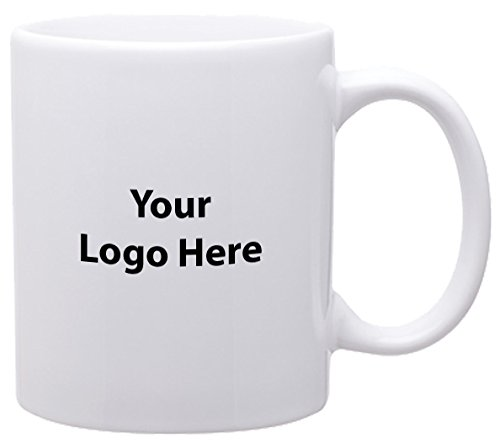11 oz stoneware - 144 Quantity - $2.10 Each - PROMOTIONAL PRODUCT / BULK / BRANDED with YOUR LOGO / - Products Promotional Drinkware