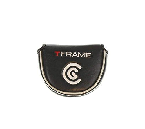 スーパーセール期間限定 Cleveland t-frame Malletパター用ヘッドカバーブラック B07BNFW33M Cleveland/ホワイト t-frame B07BNFW33M, Simple&Standard:eff78a96 --- a0267596.xsph.ru