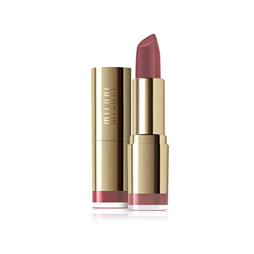 Milani Color Statement Lipstick – Natural Rose (.14 Ounce) Cruelty-Free Nourishing Lipstick in Vibrant Shades