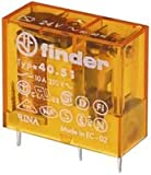 FINDER 40.51.9.024.0000 RELAY, POWER, SPDT, 24VDC, 20A, THT