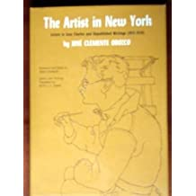 The Artist in New York: Letters to Jean Charlot and Unpublished Writings, 1925-1929 by Orozco, Jose Clemente (1974) Hardcover