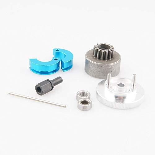 Toyoutdoorparts RC 02139 02107 102273B 102006S Engine Flywheel Set HSP 1/10 Nitro Power Car