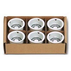 6-Pack Waterwise Water Wise 9000 Distiller Filter Cups-WW6506 by Water Wise
