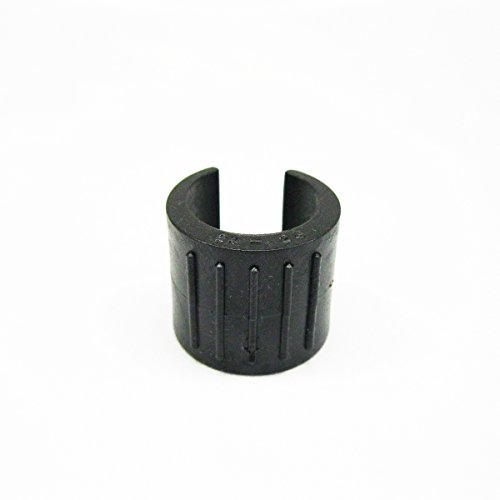 Breuer Chair Glides - Replacement Single Prong U-Shape Plastic Caps in Black (Set of 20) - MADE IN ITALY by Breuer Chair Company (Image #5)