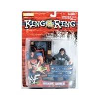 1999 - WWF - Rey del anillo - Derriba tu casa - X-Pac - Mint
