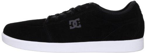 DC Chris Cole S negro/ blanco zapatos Size 7