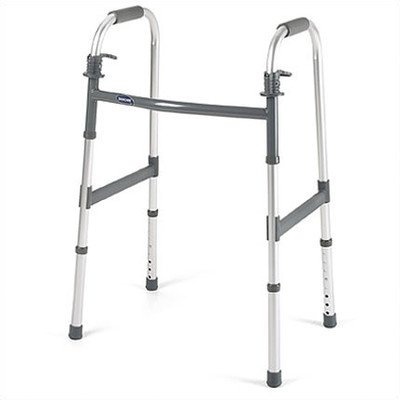 Dual-Release Adult Wallker by Invacare
