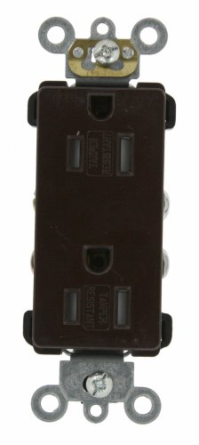 Leviton TDR15 Receptacle Resistant Commercial
