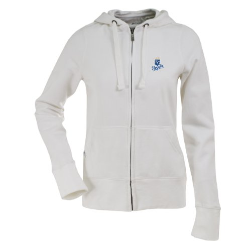 MLB Kansas City Royals Women's Signature Hood, White, X-