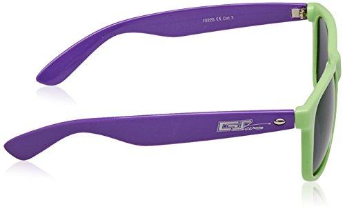 Unisex 10312 chirwa Talla Gafas única de rojo Turquesa MASTERDIS Sol Sunglasses HqRwX