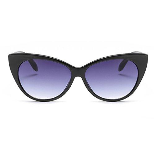 a2ca9b9538884 Armear Vintage Oval Sunglasses Women Cateye Mod Style Plastic Frame