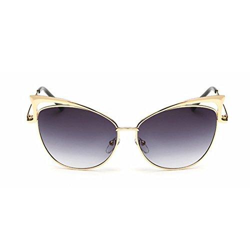 Clear Sakuldes Glasses Silver Frame de Lunettes Lady Lens Gray Soleil Color rUwnp8rIq4