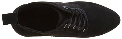 Tommy Hilfiger Ladies N1285anni 2b Boots Blue (mezzanotte)