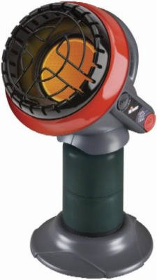 Mr Heater F215100 Little Buddy Portable Propane Heater, 3,800-BTU