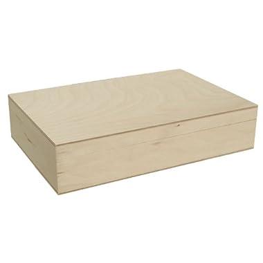 Walnut Hollow 3211 Wood Box, Keepsake