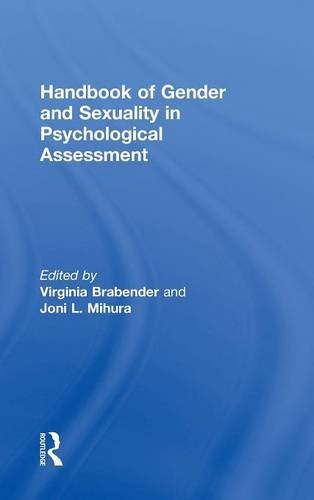 Handbook of Gender and Sexuality in Psychological Assessment by Routledge