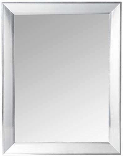 Home Basics Dm01889 12 Quot X 16 Quot Wall Mirror Silver