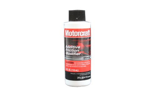 Diff Fluid - Genuine Ford Fluid XL-3 Friction Modifier Additive - 4 oz.