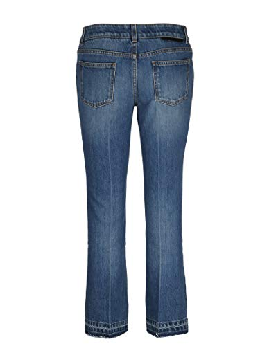 Blu Stella Donna Cotone 475508slh334008 Mccartney Jeans q1H76