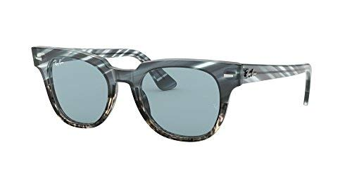 Sunglasses Ray Gradient Rb2168 Blue Stripped ban Meteor Grey xUqUtazA
