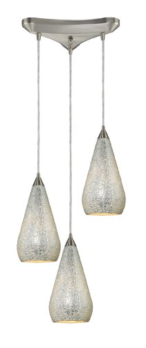 Elk Lighting 3 Light Pendant