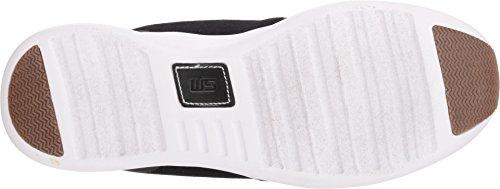 Pictures of Steve Madden Men's Bedford Sneaker Black 7.5 M US BEDF01M1 2