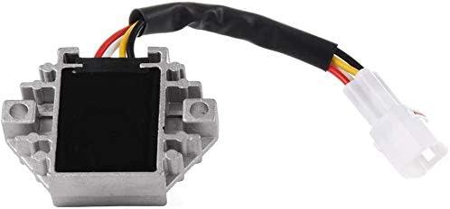 5TG-81960-00-00 Voltage Regulator Rectifier For Yamaha YFZ 450 YFZ450 ATV 2004 2005 2006 2007 2008 2009 Bill Ballance Limited Special Edition X New