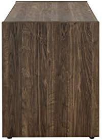 Deal of the week: Coaster Home Furnishings Luetta 48-inch Rectangular Aged Walnut Writing Desk