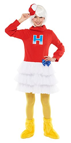Disney Huey Costume for Women Height 155-165cm (Scrooge Mcduck Costume)