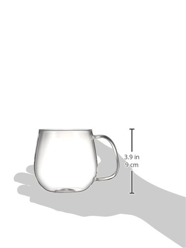 Unitea Glass Medium Cup by Kinto (Image #11)