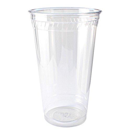 Fabri-Kal 9502075 Kal-Clear 32 Oz. Plastic Drink Cup - 30...